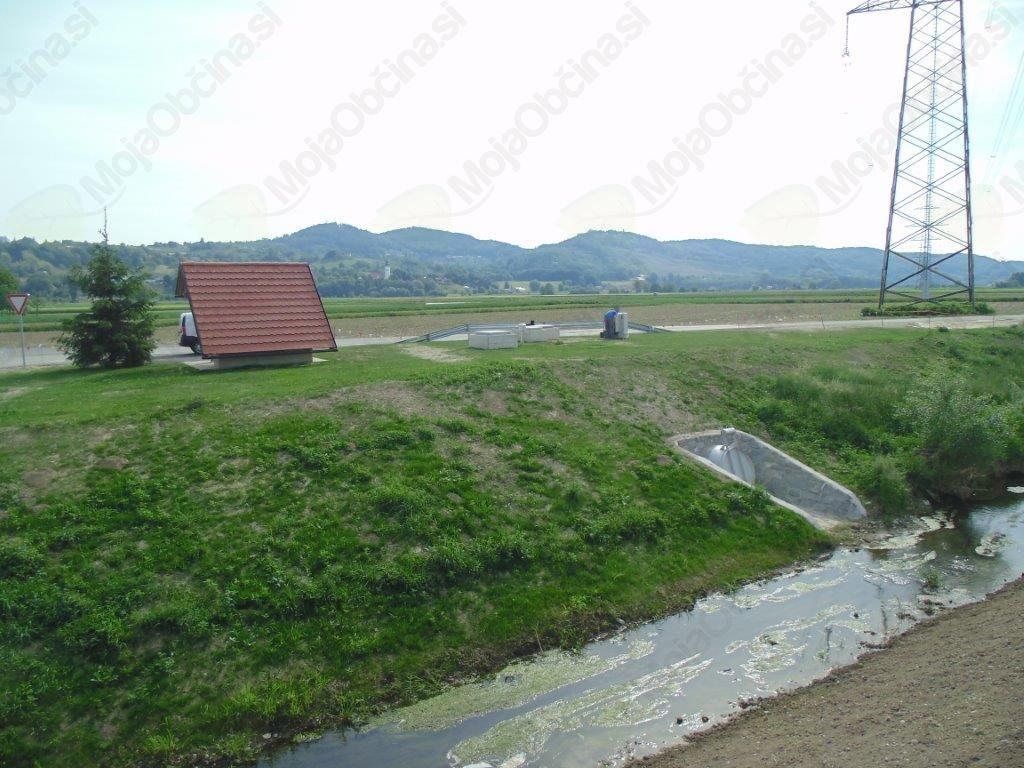 V Občini Duplek pred zaključkom projekta Odvajanje in čiščenje odpadne vode na območju centralne čistilne naprave Maribor