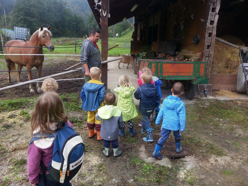 Mladi turisti vrtca Vransko