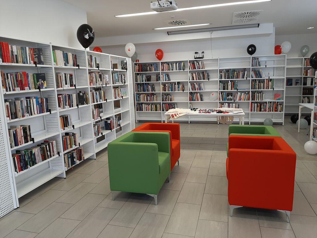 OBVESTILOo postopnem odprtju Krajevne knjižnice Miren