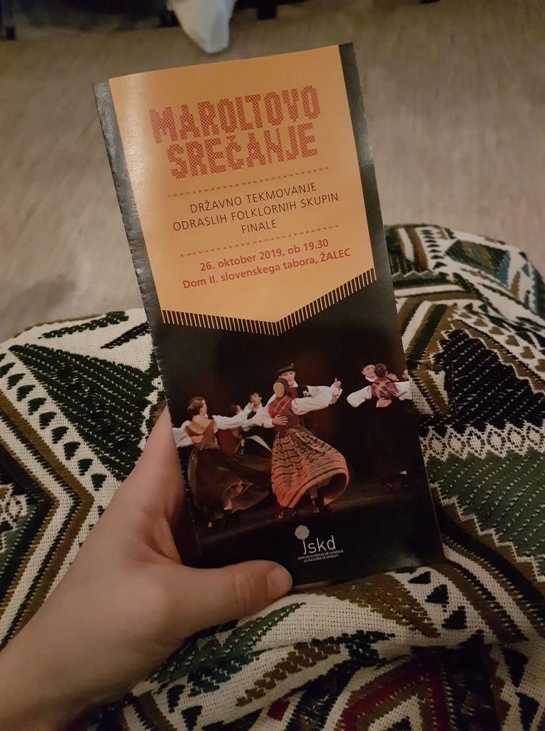 Saša Meglič - dobitnica Maroltove listine