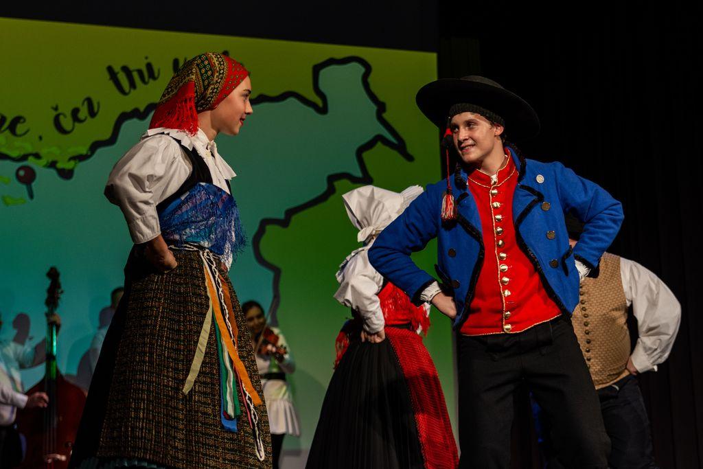 Koroški plesi (foto: Sergej Radosavac)