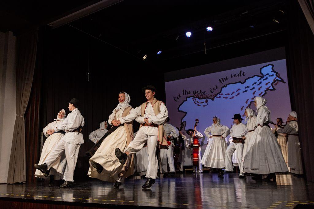 Belokranjski plesi (foto: Sergej Radosavac)