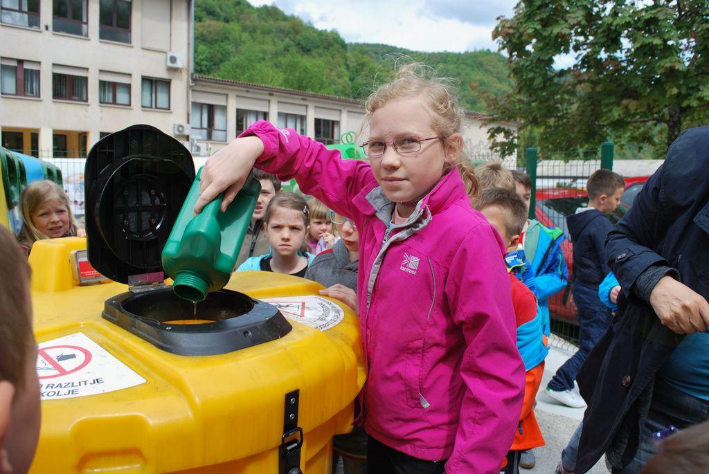 Foto: arhiv OŠ Kanal