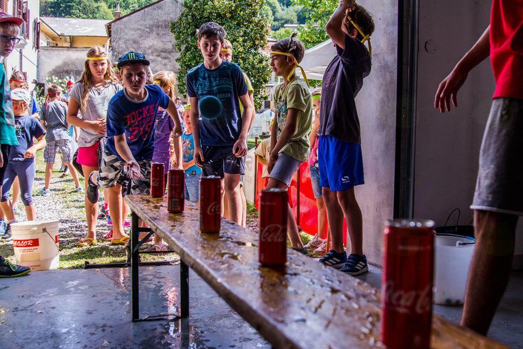 Igre po otokih. Foto: Nejc Markič