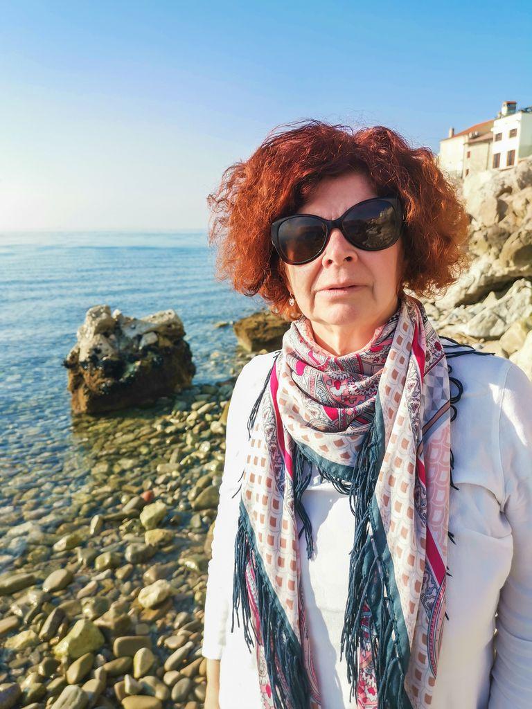Nevenka Mlinar, dr. med. – januarska osebnost Primorske in ime meseca, foto: osebni arhiv