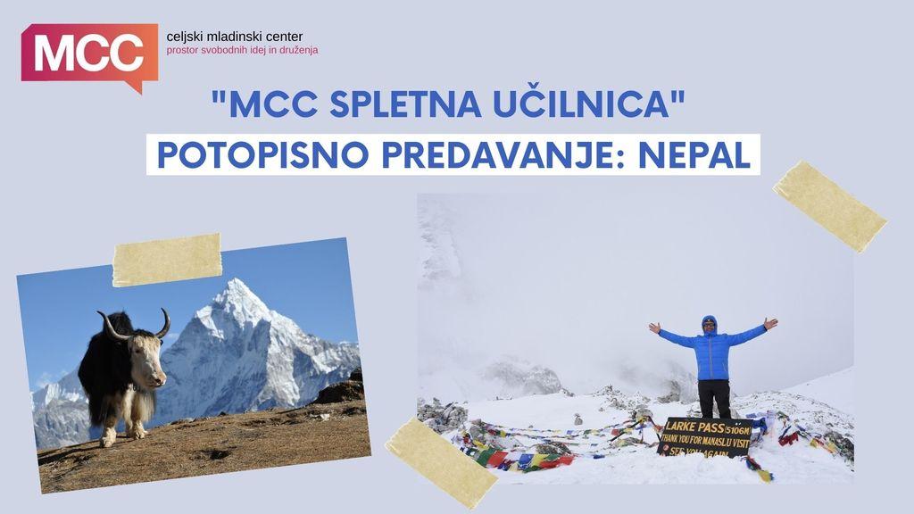 Potopisno predavanje: Nepal