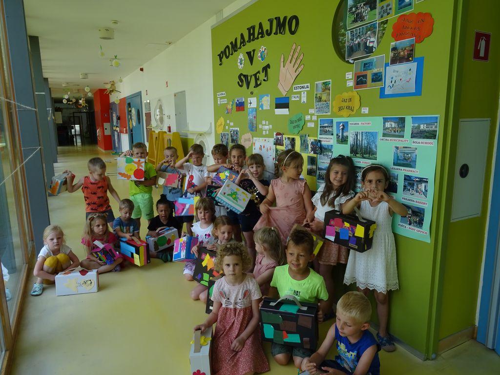 Potovanje k prijateljem v Estonijo