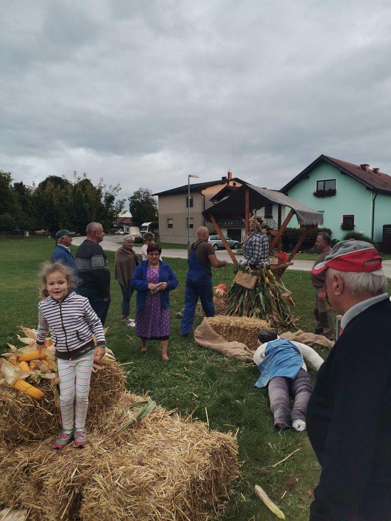 Jesen v Župečji vasi