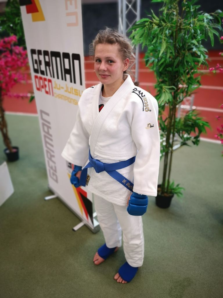German open 2019 in Maša Medvešek