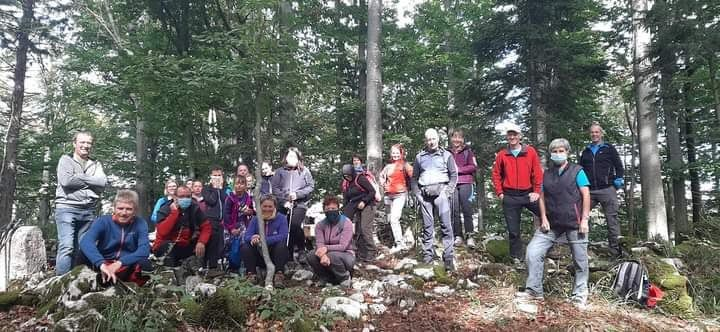Poiščimo žrebička in Travni vrh