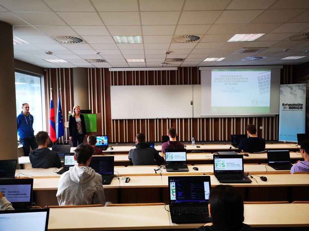Pozdravni govor prodekanje za izobraževanje doc. dr. Katarine Rojko