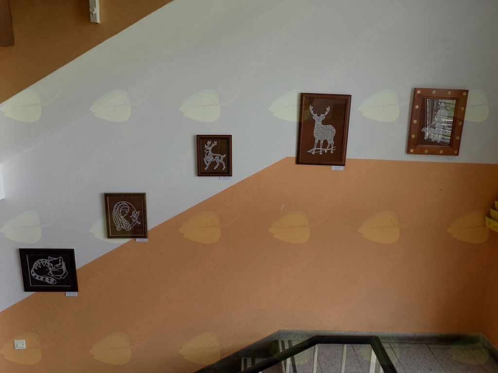 Na stopnišču  UE Sevnica