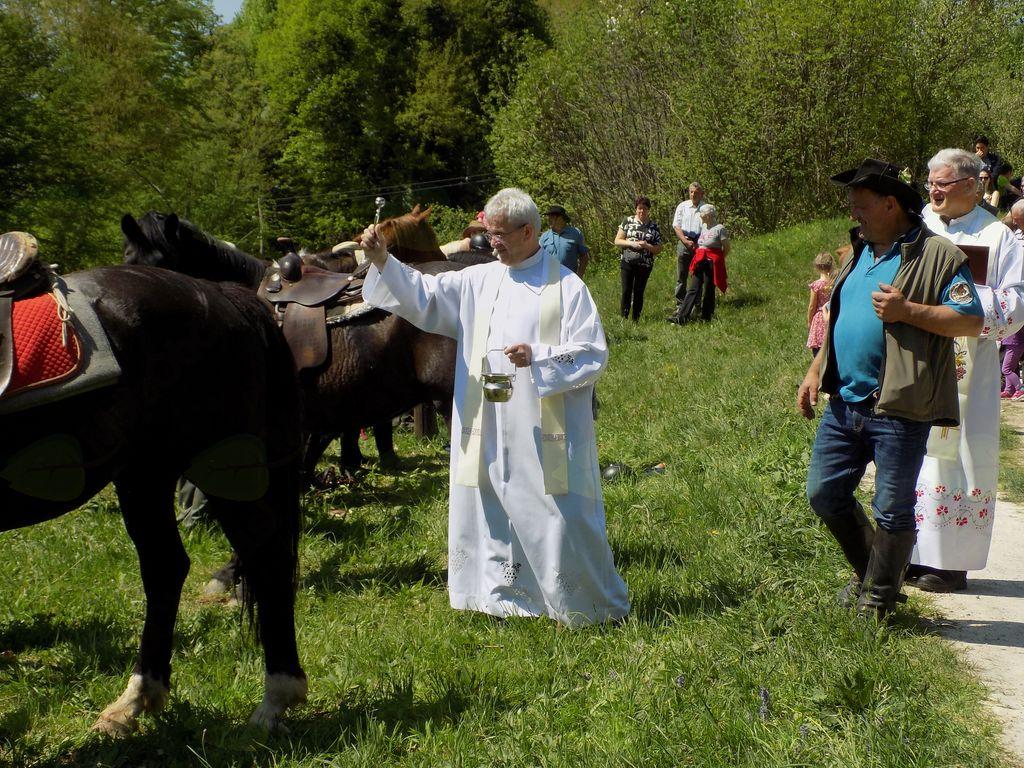 Blagoslov vsakega konja posebej