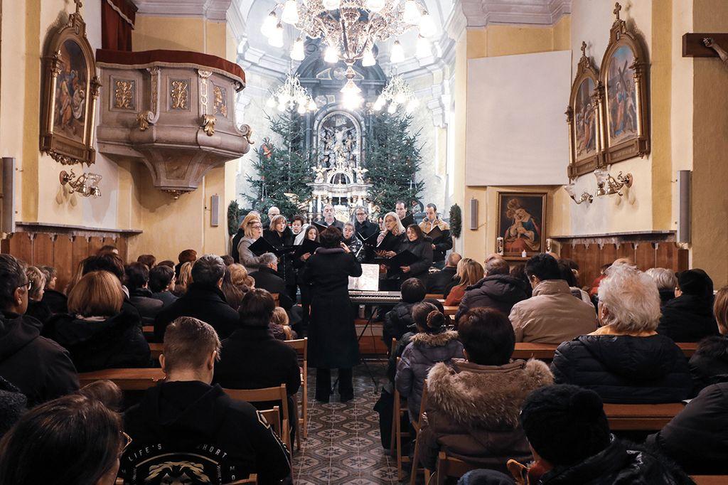 Božično - novoletni koncert Kulturnega društva Rakitna