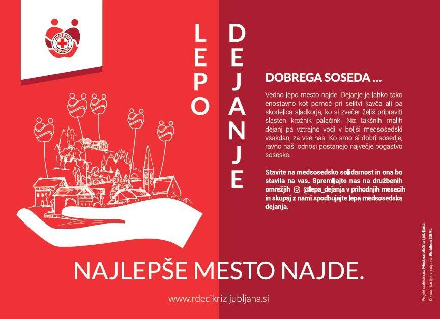 Obvestilnik Rdečega križa Ljubljana