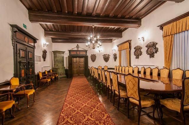 Ponudba za najem prostorov Gradu Sevnica