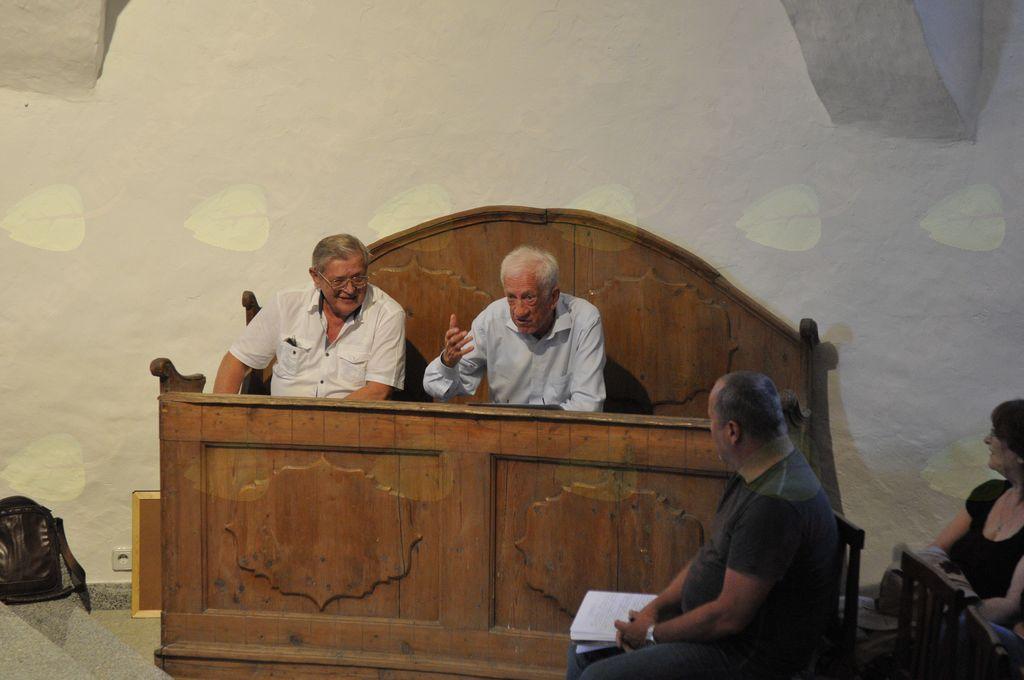 Kvarikature Branka Babića na gradu Sevnica