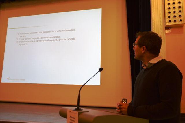 Mednarodna strokovno-izobraževalna konferenca o modri frankinji