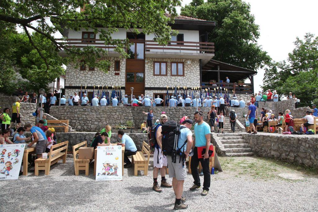 Lisca planinskih doživetij za 2500 ljubiteljev gora