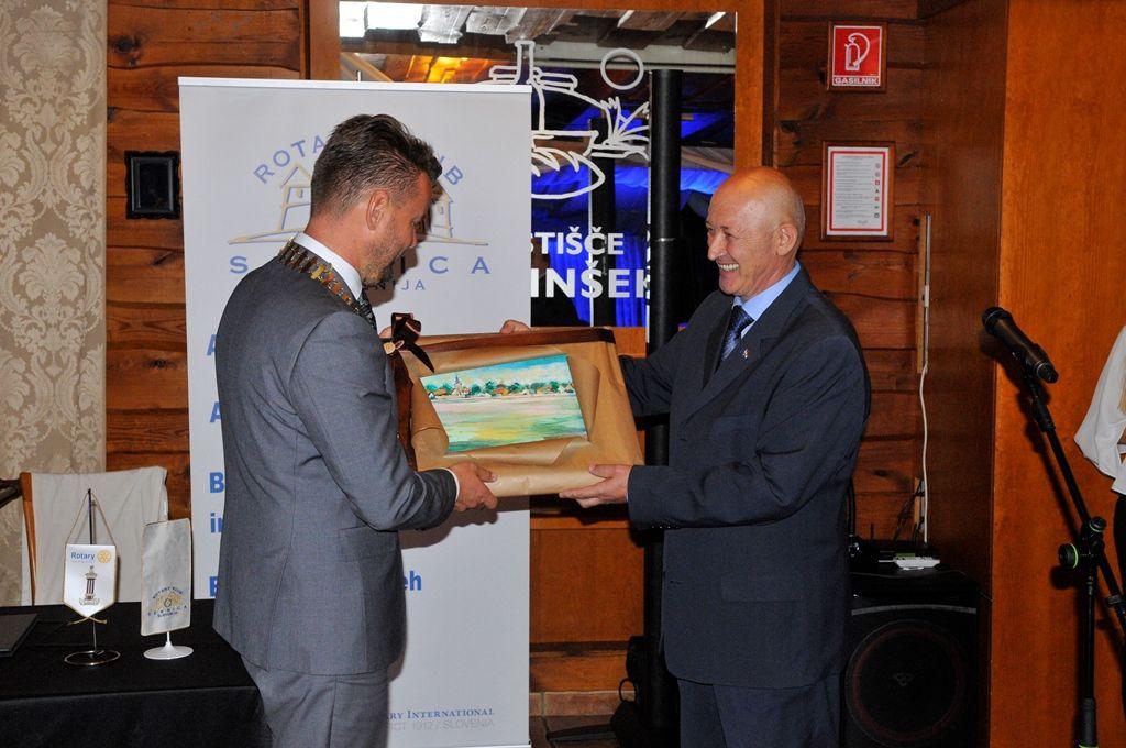 10 let delovanja Rotary kluba Sevnica