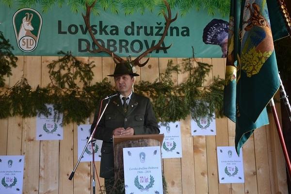 70 let LD Dobrova