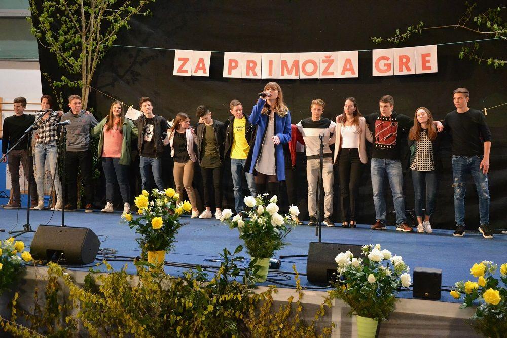Stopili skupaj za Primoža
