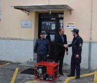 Nov agregat za polhograjske gasilce
