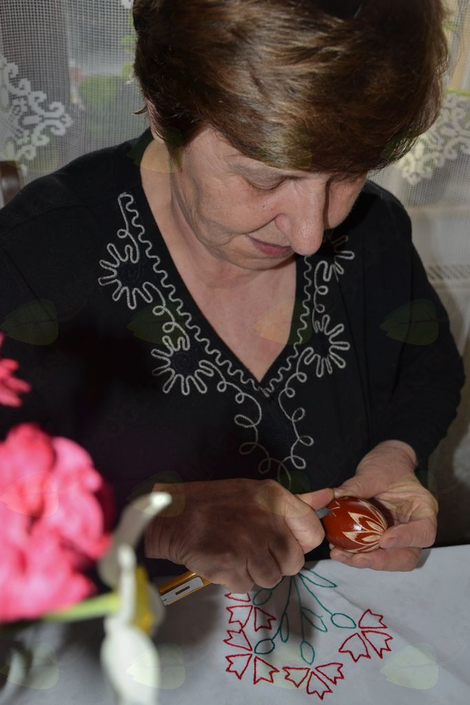 Že več kot 50 let ustvarja prekmurske pisanke