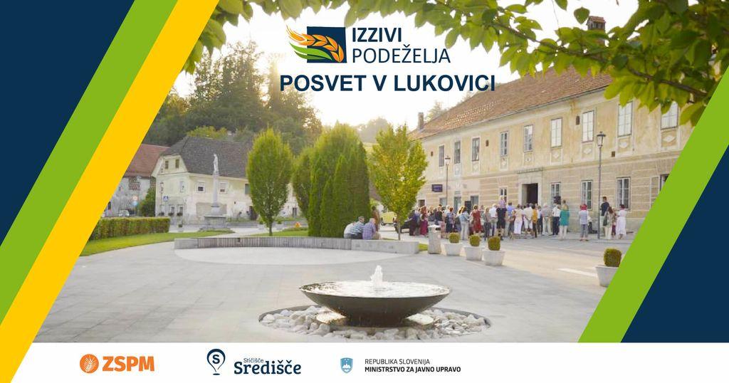 IZZIVI PODEŽELJA v občini Lukovica