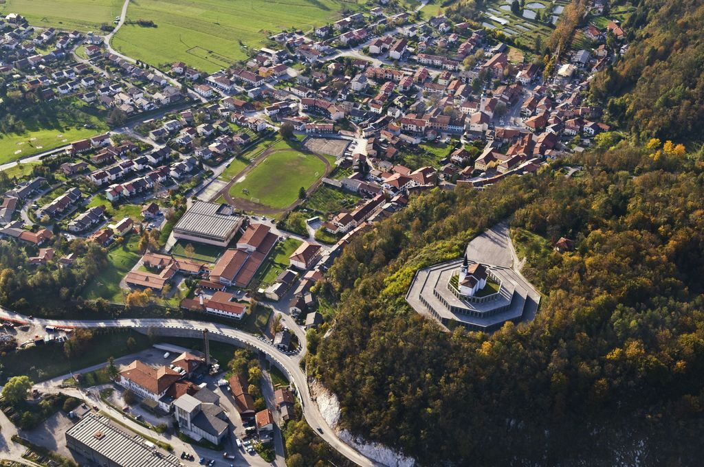 Kobarid. Foto: Paolo Petrignani, arhiv Turizem Dolina Soče
