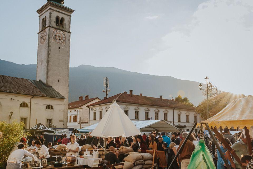Jestival okusov in umetnosti bo letos nekoliko drugačen. Foto: 2Lindens, arhiv Turizem Dolina Soče