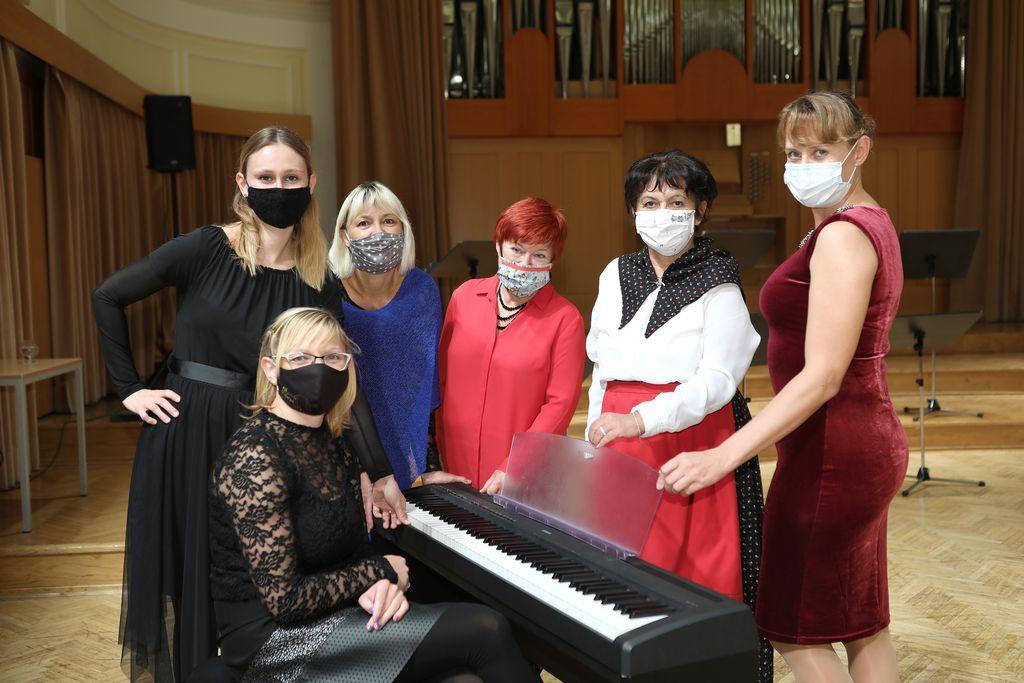 Intervju z zborovodkinjo Ženskega pevskega zbora Brezovica – Sonjo Sojer