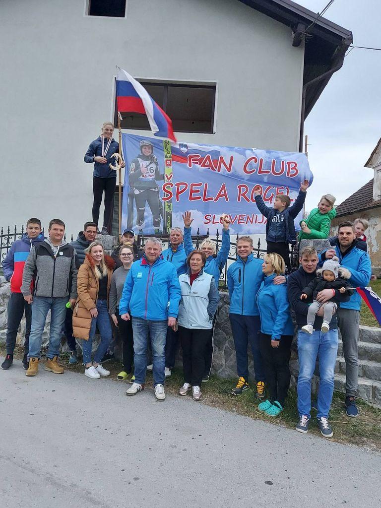 Intervju s skakalko Špelo Rogelj