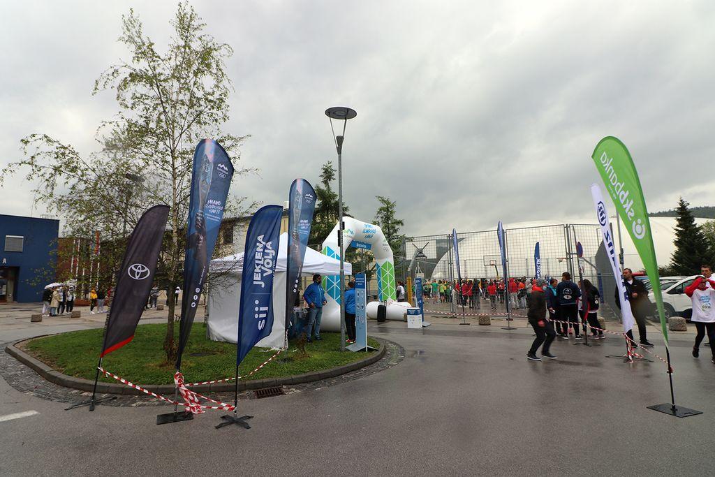 Slovenska olimpijska bakla