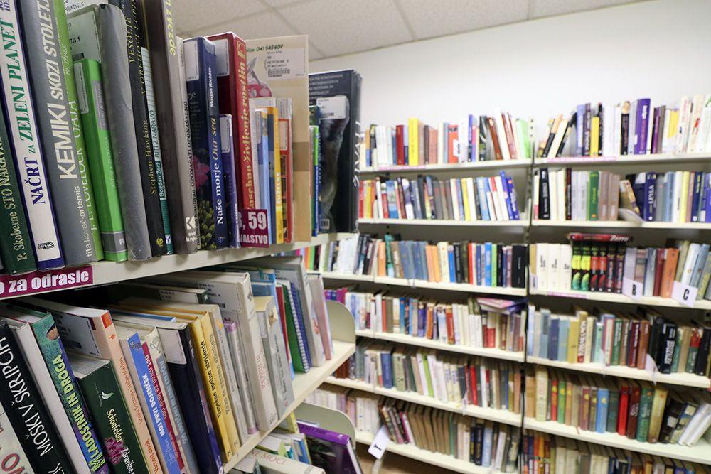 Sprememba delovnega časa v knjižnici Notranje Gorice