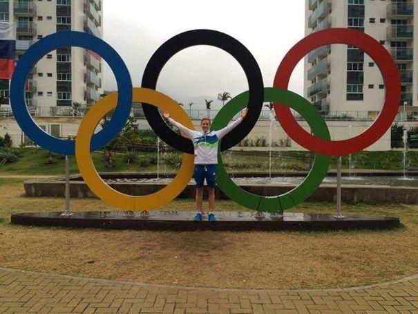 Nekdanji olimpijski plavalec Anže Tavčar vse bližje novi karieri