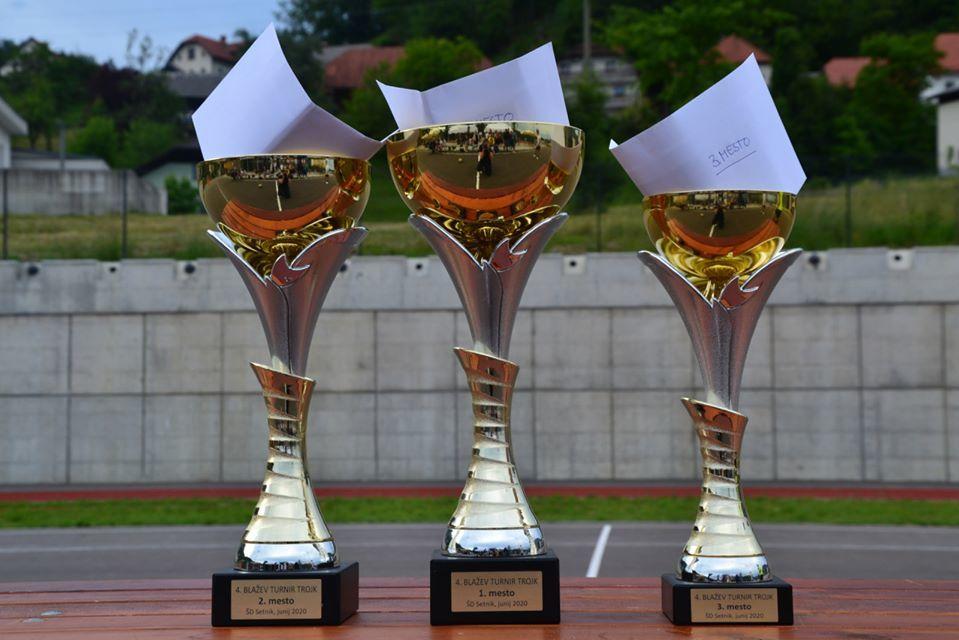 Nagrada čaka na zmagovalne tri