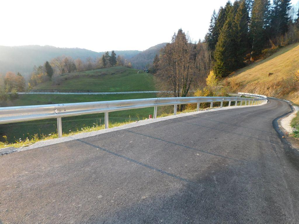 Cesta Črni Vrh-Gugelj-Reka