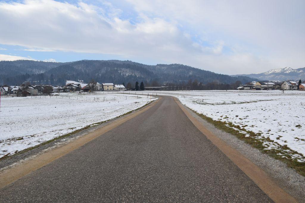 Ureditev ceste Šujica–Podutik