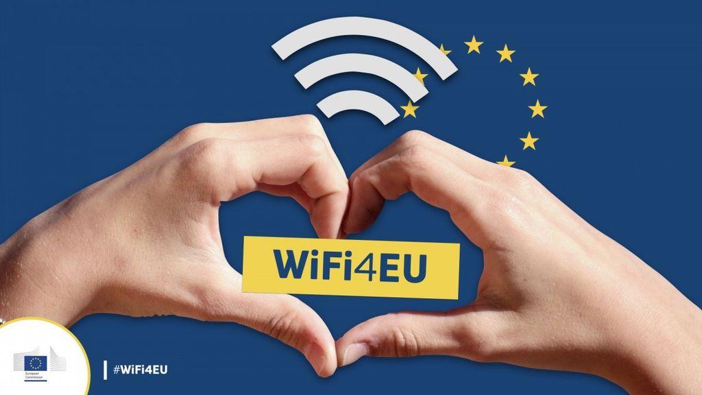 Brezplačen WiFi dostop na sedmih javnih mestih v občini