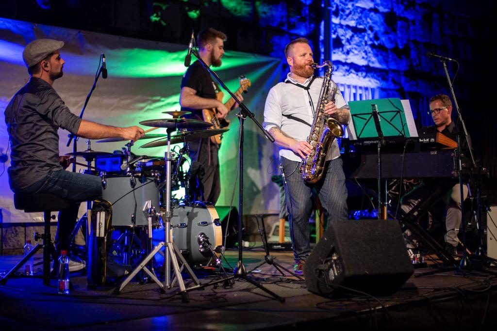 Jani Šepetavec Quartet - Poletje v Žalcu 2021