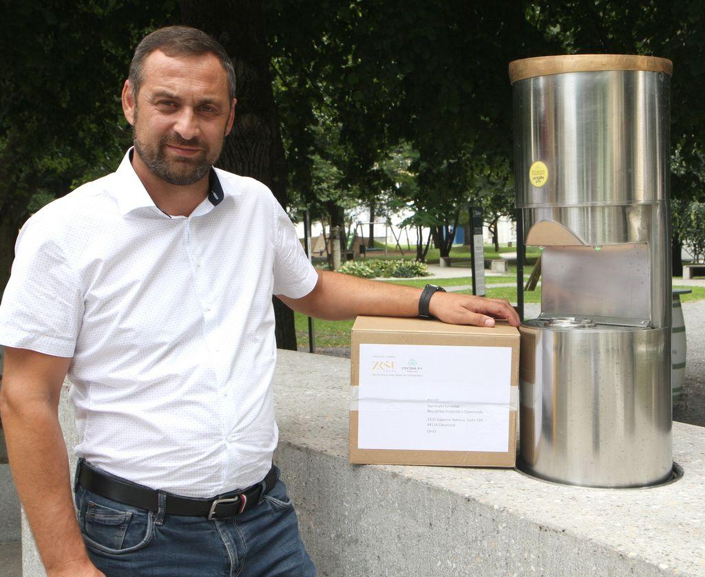 Direktor ZKŠT Žalec, mag. Boštjan Štrajhar