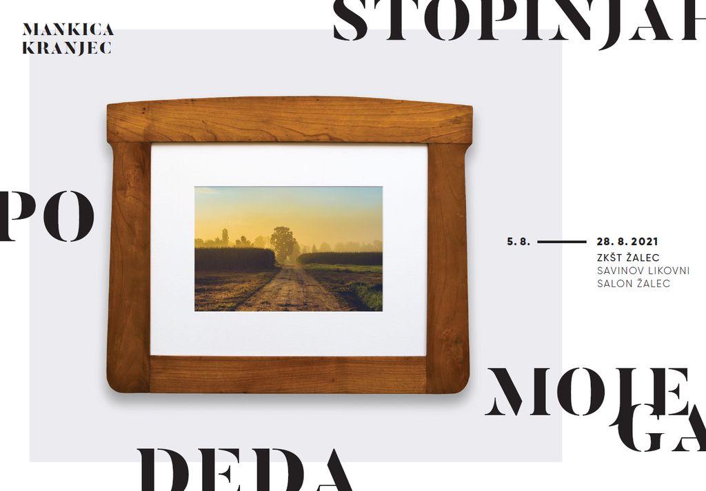 Odprtje fotografske razstave Mankice Kranjec