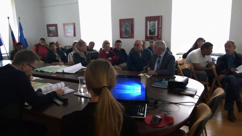Na javni obravnavi predstavljene spremembe in dopolnitve OPN Horjul
