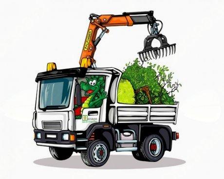 Zbiranje kosovnih odpadkov, NGO, el. opreme in gum