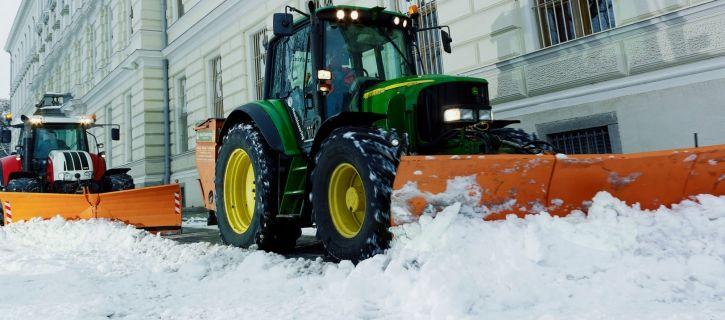 Zimska služba v Občini Horjul