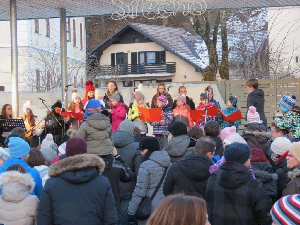 Miklavž obdaroval 150 otrok