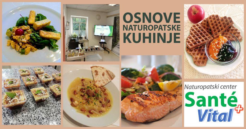 Osnove naturopatske kuhinje