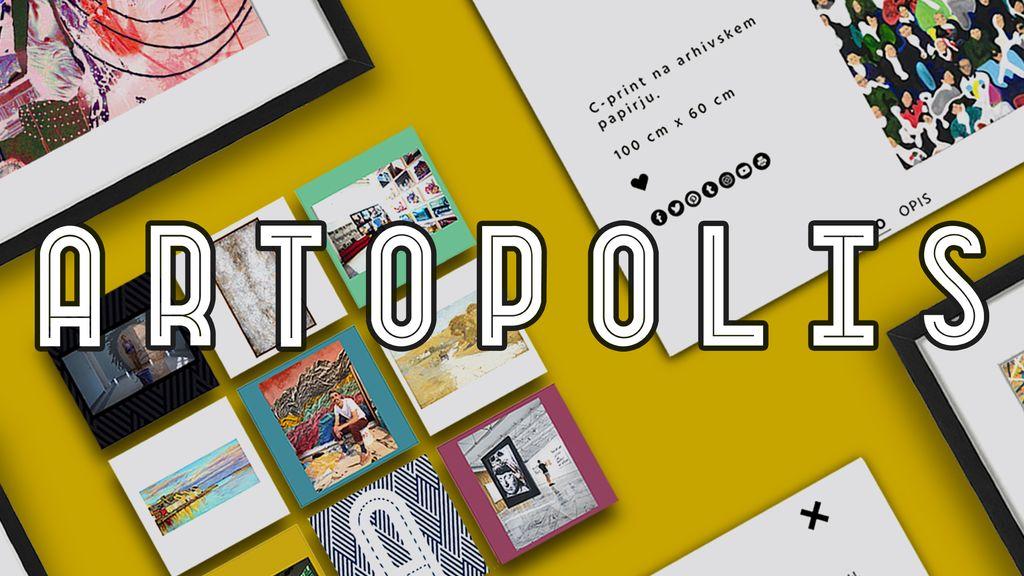 Artopolis - mesto umetnosti