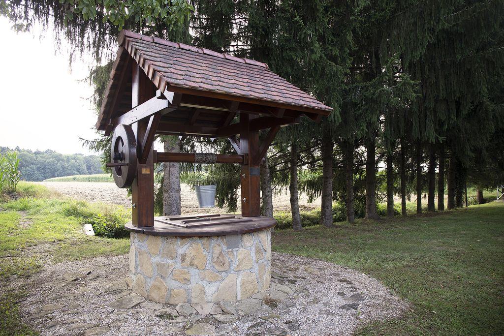 Vaški vodnjak v Rihtarovcih